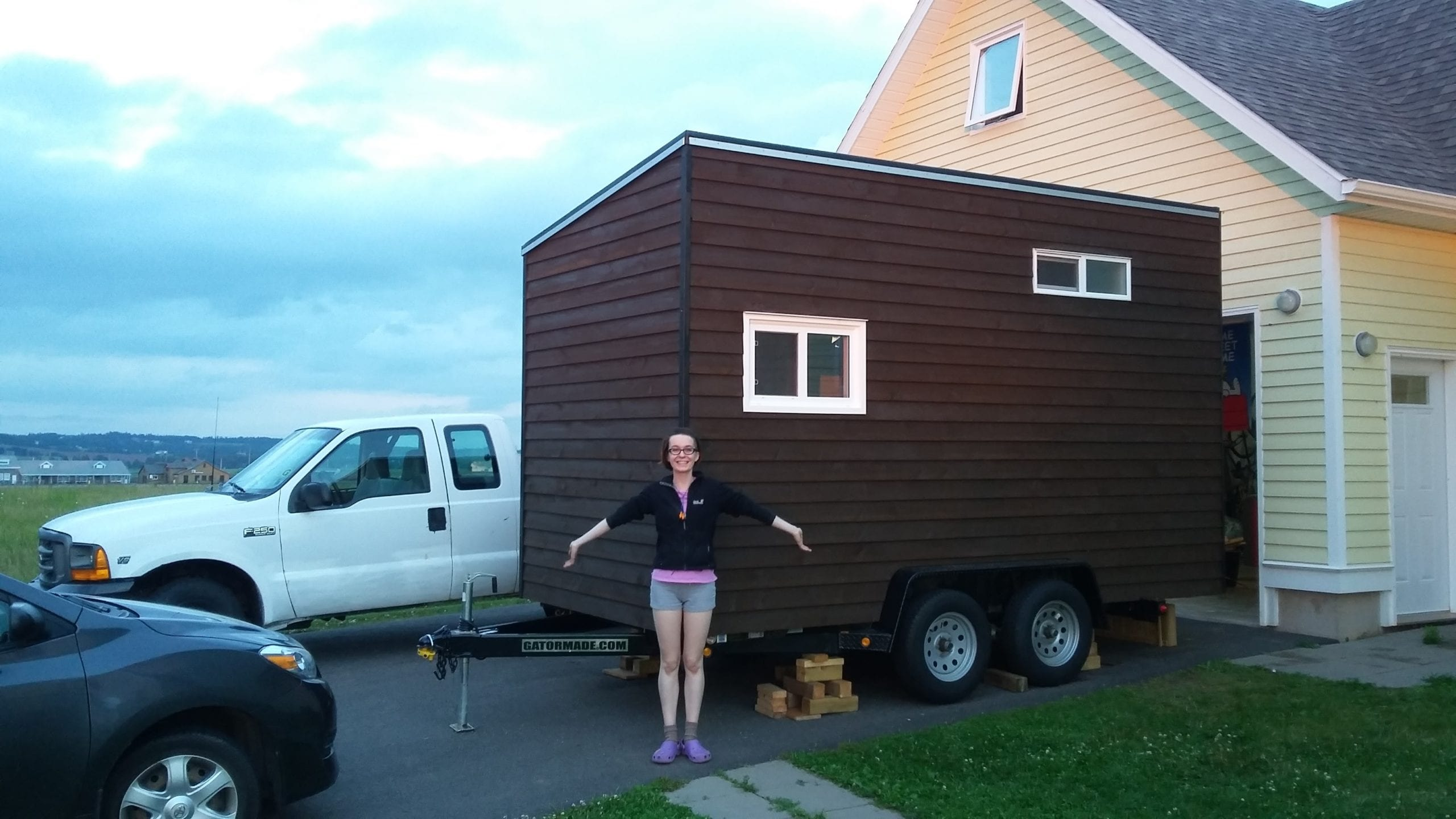 Why I Traded my Tiny House for Cohousing